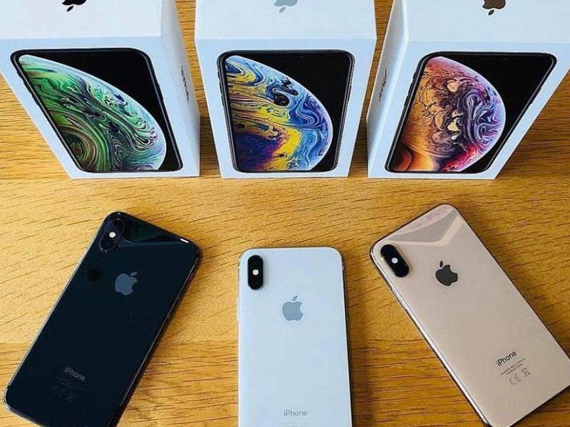 lãi suất cầm điện thoại iphone